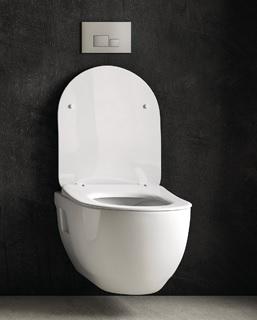 wc mit bidet funktion taharet dusch klosett h nge wc. Black Bedroom Furniture Sets. Home Design Ideas