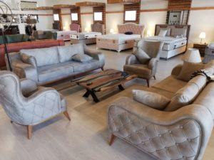Lounge-Möbel - Sitzgarnituren - Empfangsbereich - Wohnlandschaft